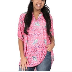 Simply Southern Wilmington Shell Shirt